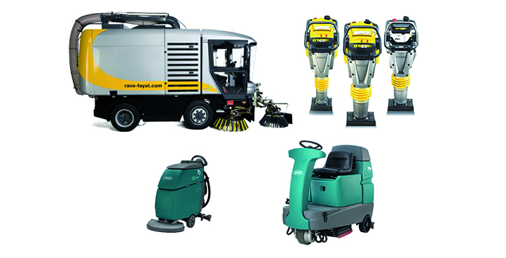 Used equipment / lease