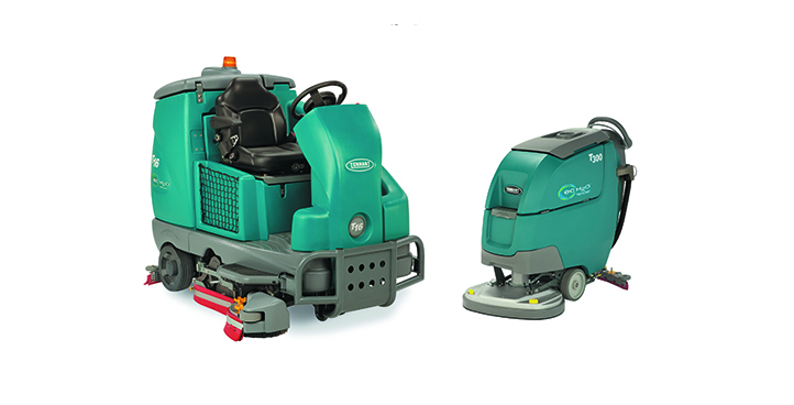 Machines for interior cleaning